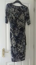 M&S Autograph ~ Wrap Dress ~ Size 10 ~ Fab condition