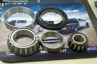 "FW96WS FORD TRACTOR FRONT WHEEL BEARING KIT ""FREE SHIPPING"""