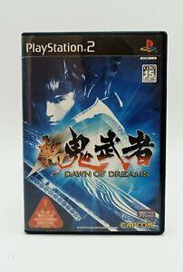 Sony PS2 PLAYSTATION 2 - Shin Onimusha: Dawn of Dreams - Capcom - Version Japan