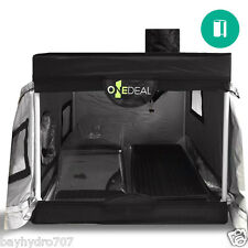 OneDeal Grow Mini Clone Box Tent Fits 2 Trays  2' x 2' x 1.8' SAVE W/ BAY HYDRO
