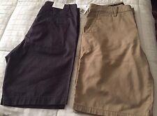 Calvin klein/quicksilver shorts size 32