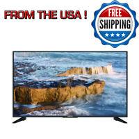 "Sceptre 50"" Inch Flat Screen LED TV Class 4K UHD HDR U515CV-U 2160p HDMI NEW"