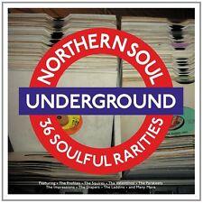 NORTHERN SOUL UNDERGROUND - 180GR 2 VINYL LP NEU