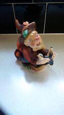 Cortendorf Germany Gnome Riding Snail