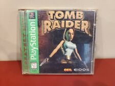 Tomb Raider [Ps1 Original] 1996 Sony PlayStation - Complete Cib (Greatest Hits)