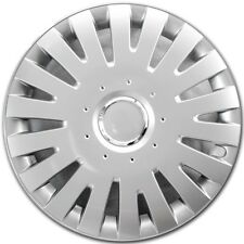 Radkappen Radblenden Silber 15 Zoll für Nissan Micra