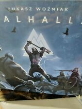 Valhalla Deluxe exclusive kickstarter ALL IN pledge plus extras