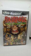 Rampage: Total Destruction (Nintendo GameCube, 2006) Brand New Sealed