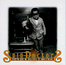 Spin Doctors/YOU 'VE GOT TO BELIEVE dans SOMETHING * NEW CD * NOUVEAU *