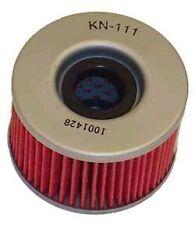 KN-111 K&N Oil Filter HONDA CBR250RR TRX680FA TRX500FPA TRX680FGA CB450DXK