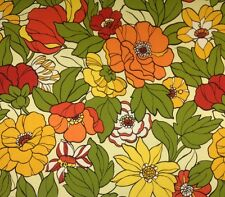 MILL CREEK EVANSVILLE TERRACE CITRUS FLORAL OUTDOOR FURNITURE FABRIC BY THE YARD