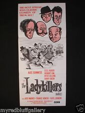 THE LADYKILLERS 1955 Alec Guinness  Australian Day Bill