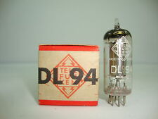 DL94 - 3V4 TELEFUNKEN  TUBE SEALED. 1950´S VALVO PRODUCTION. NOS / NIB. RC38