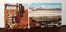 Vintage Rare 70's WETHERILL INN MOTEL Roadside-KAYENTA,  AZ-Oversized Multiview