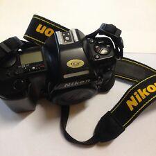 Nikon F801 camera, body only. Camera has the usual wear.