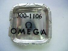 lot x2 piéces part Omega 300 - 1106 tige de remontoir montre watch swiss 6B