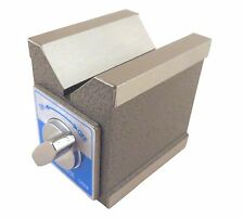 """Magnetic V Block, Magnetic on 3 Sides, 2.875"""" high x 2.25"""" wide by 3.5"""" deep MVB"""