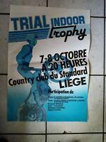 Motocross Tour  Plakat - Poster/Werbeplakat  1987  - 40x 58 cm