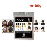 Sevich Hair Fiber Hair Loss Concealer Keratin Hair Building Powder Styling 100g