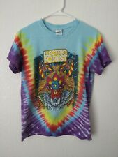 Electric Forest Festival Wolf Shirt Tie Dye 2015 Small