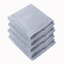 Solid Collection Bamboo Towel Set of 4