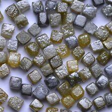 1.80MM to 2.00MM 10 to 14 Diamond per Carat Natural Rough Cube Brut Roh Diamant