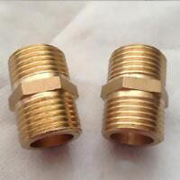 M22 Metric Brass Pressure Washer Adapter Hose  Lance Fitting Connector New
