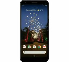 Google Pixel 3a XL Clearly White Unlocked 6 inch display G020C Smartphone