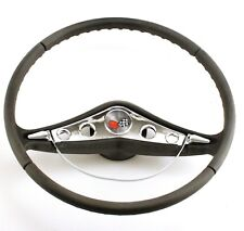 "1958-60 Impala PRIMER Steering Wheel 15"" Chevy for GM Factory Original Column"