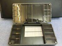 KORDA TACKLE SAFE SUPER COMPACT STORAGE SYSTEM TACKLE BOX KBOX5