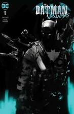 PRE-ORDER: Batman Who Laughs #1 Jock Exclusive TRADE DRESS! Released on 12/12/18
