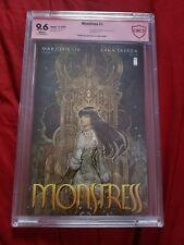 Monstress #1 CBCS 9.6 First Print
