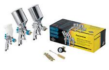 DeVilbiss-802789 StartingLine HVLP 3-Gun Painting, Priming & Touch Up Kit