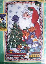 "Bucilla ""Gifts From Santa"" Advent Calendar Cross Stitch Kit  25 Charms"