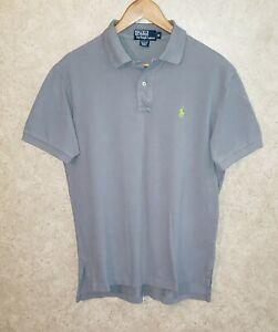 POLO RALPH LAUREN  Short Sleeve Polo Shirt Men's Sz M /  Medium