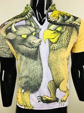 Primal Wear Where The Wild Things Are Cycling Jersey Men's Medium