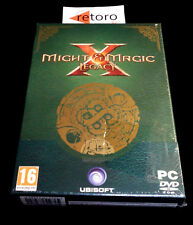 MIGHT & MAGIC LEGACY PC DVD Pal-España Español NUEVO Factory SEALED Precintado