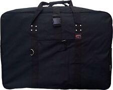 "32"" 50 LB. Polyester Square Jumbo Bag/Cargo Bag/ Suitcase/Duffel Bag -Heavy Duty"