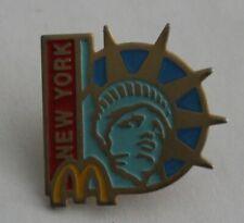 SUPERBE PINS - Mc Donald's New-York