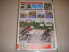 LA VIE DE LA MOTO LVM 615 06.10 BMW 250 MONOS PORTRAIT MARIANNE WEBER