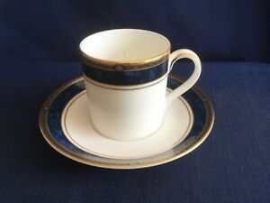 Royal Doulton Stanwyck coffee can & saucer (second -no obvious flaws)