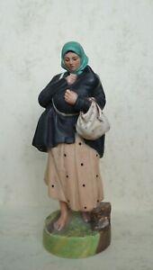 Antique Russian / USSR, GARDNER Porcelain figure 1924