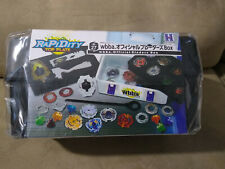 wbba Rapidity Top Plate Official's Blader Box Kids Children Toys