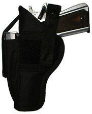 USA MFG  GSG 1911 Pistol Belt Holster GSG-1911 .22 Auto With Magazine Holder
