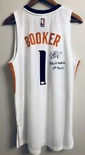 Devin Booker Autograph Authentic Signed Rev30 Pro-Cut Jersey (JSA   Booker  ... b1165f26e