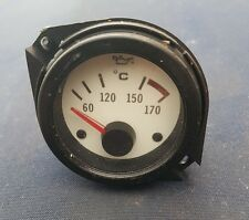 MGF MG F MG TF OIL TEMPERATURE GAUGE WITH CREAM DIAL YAD100610 GENUINE (1764)