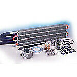 Flex-A-lite 3951 Engine Oil Cooler Universal, Standard Duty, Except Chevy V8