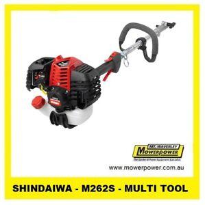 SHINDAIWA - MULTI TOOL - M262S 24.5CC - POWERHEAD