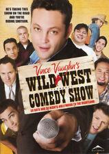 Vince Vaughn s Wild West Comedy Show - 30 Days New DVD