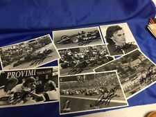 Indianapolis Indy 500 1988 ARIE LUYENDYK SIGNED Photos GROUP TWO